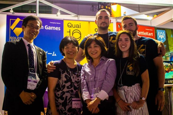 Soloth Games au Tokyo Game Show